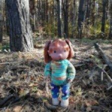 Тилина в лесу