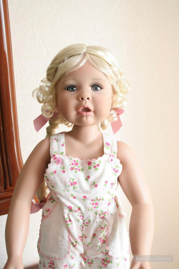 Коллекционная кукла Diane Bucki