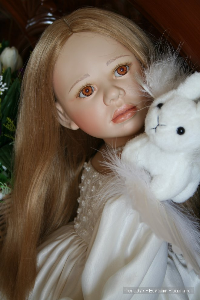 куклы Christine Orange