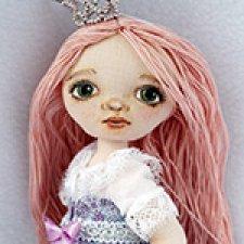 Мои принцессы. Текстильные куклы