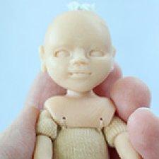 А вы всех своих авторских кукол доделываете?
