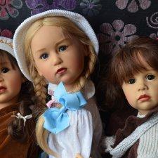 Три подружки от Sissel Bjørstad Divorce Skille