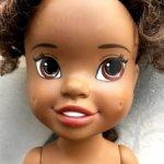 Улыбашка Тиана - темнокожая принцесса Диснея