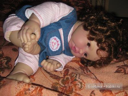 Кукла Baby so Real Мия