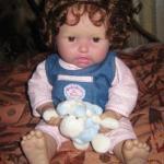 """Мой подарочек на 8 марта! Кукла """"Baby so Real"""" Мия!"""