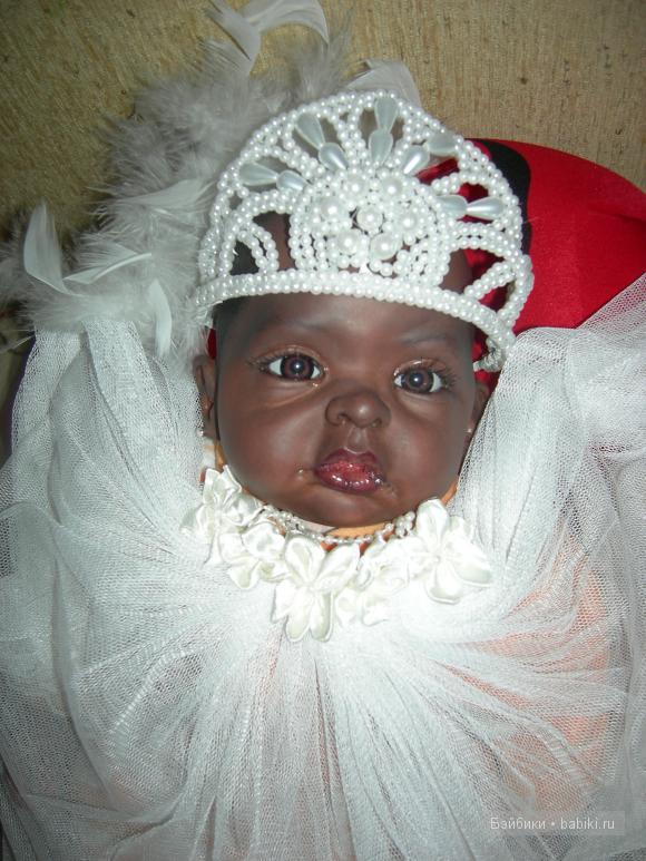 кукла реборн Виктории Бард