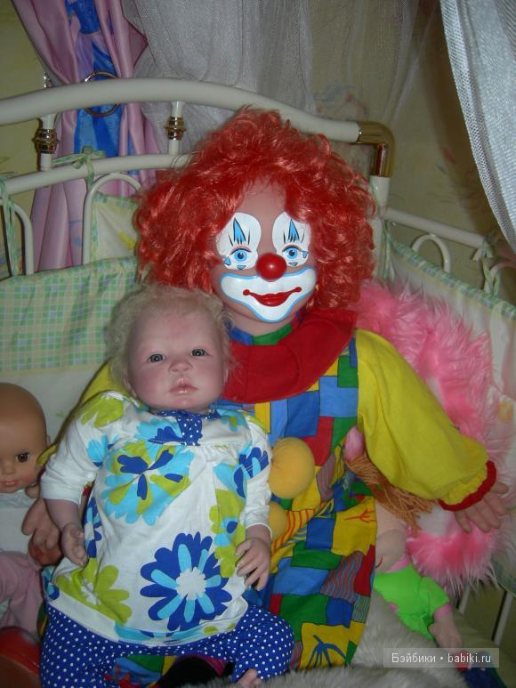 клоун и шаян от мери миллет