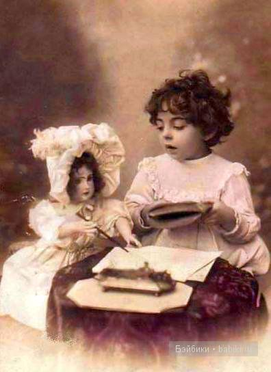 ретро куклы