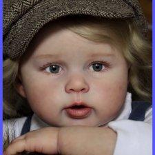 Мой принц. Куклы реборн Елены Ядриной