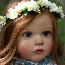 Малышка Mattia. Куклы реборн Елены Ядриной