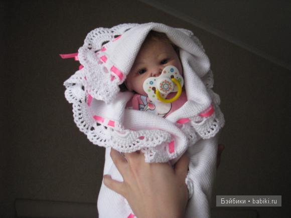 кукла реборн Масяня