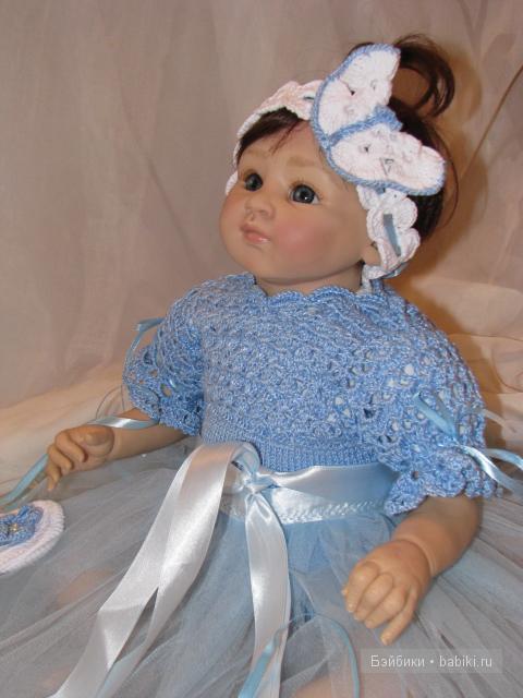 Коллекционая кукла Petra Lechner