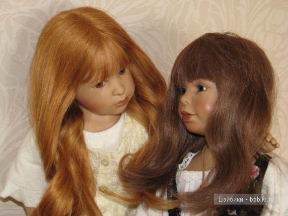 коллекционные куклы Цапф