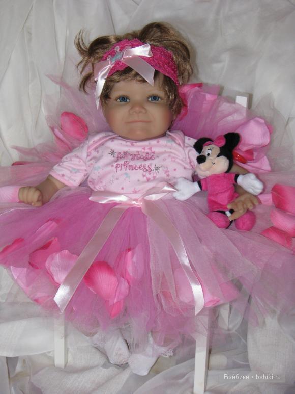 Принцесса Pat Moulton. Кукла Paradise Galleries