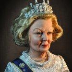 Портретная кукла Тимкаевой Елены. Королева Нидерландов Беатрикс