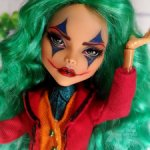 OOAK Monster High (Эвер афтер хай Монстер хай) Джокер