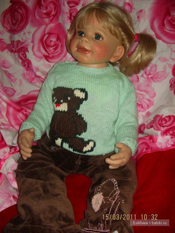 моя куколка Джолина
