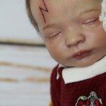 Гарри Поттер. Мальчик, который выжил... Кукла реборн Наталии Сомовой