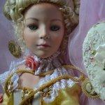 История красоты. Образ Марии-Антуанетты в кукле от Сью Нарула