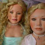 Фарфоровые куклы от Томаса Бэйкера - прикосновение к прекрасному