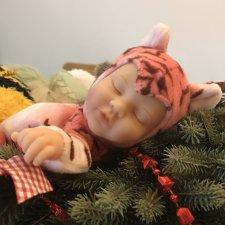 Спят усталые игрушки... Anne Geddes