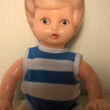 Кукла - (SALVO) Эстония. 25см.