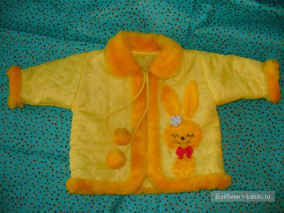 одежда для кукол и не только