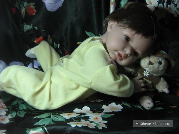 Кукла Ева от Antonio Juan