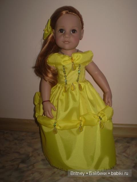 Медина, куклы от Готц