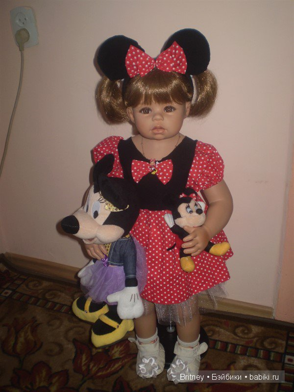 наряд для кукол, своими руками