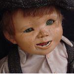 Лукавые улыбки. Куклы Inge Enderle dolls