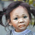 Фарфоровый мир кукол Марии Менке (Maria Menke, dolls)