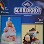 Каталог кукол Schildkrot 2005-2006 гг.