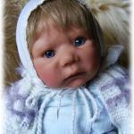 Kоллекционная кукла Анди от Габи Жак
