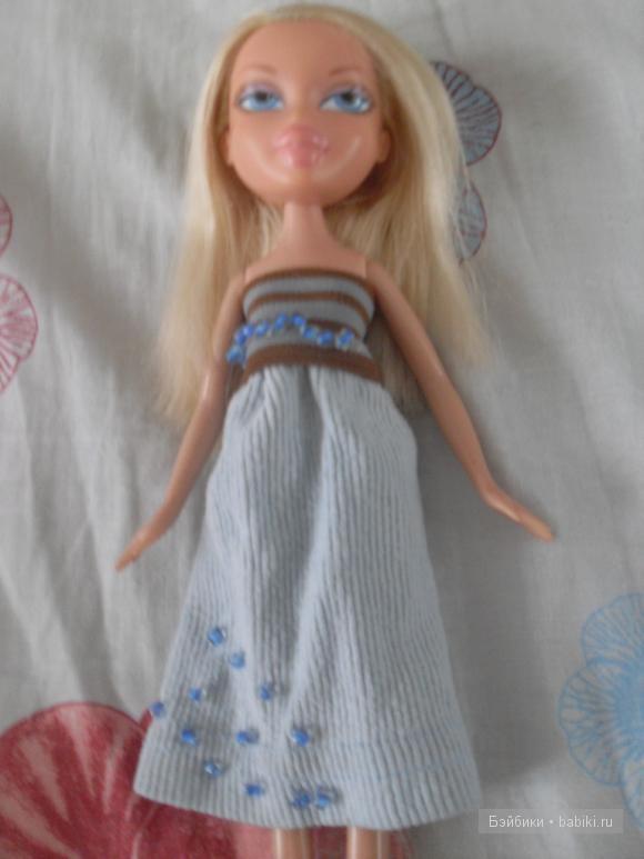 Кукла братц своими руками