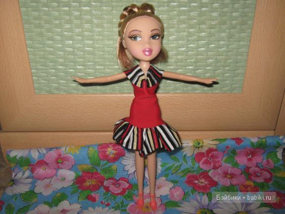 Одежда для кукол Bratz