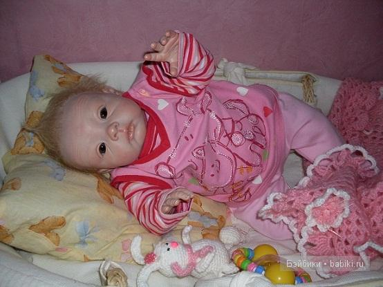 кукла реборн Софи Юлии Кузьминой