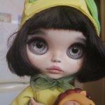 Кукла блайз (Blythe) кастом.ООАК.От Наташи Осиповой (Kyklun)