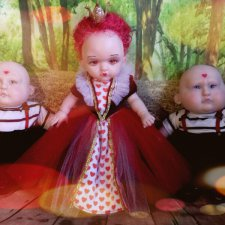 Баловство. Авторские куклы Кондрашовой Ирины