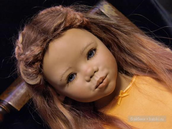 Мисс Совершенство из Северной Америки. Кукла Типпи из коллекции 2006 года от Аннетты Химштедт