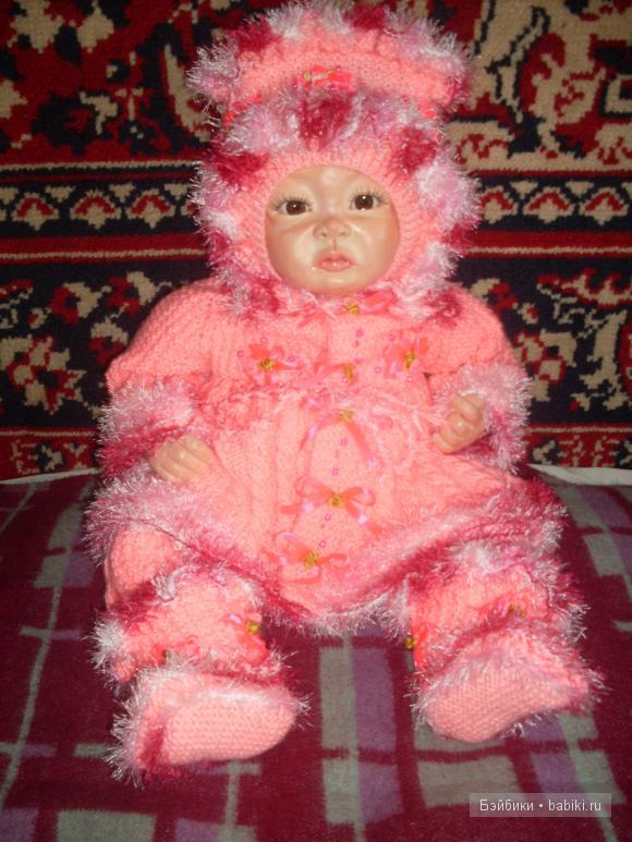 Кукла  от Ирины  Кондрашевой.