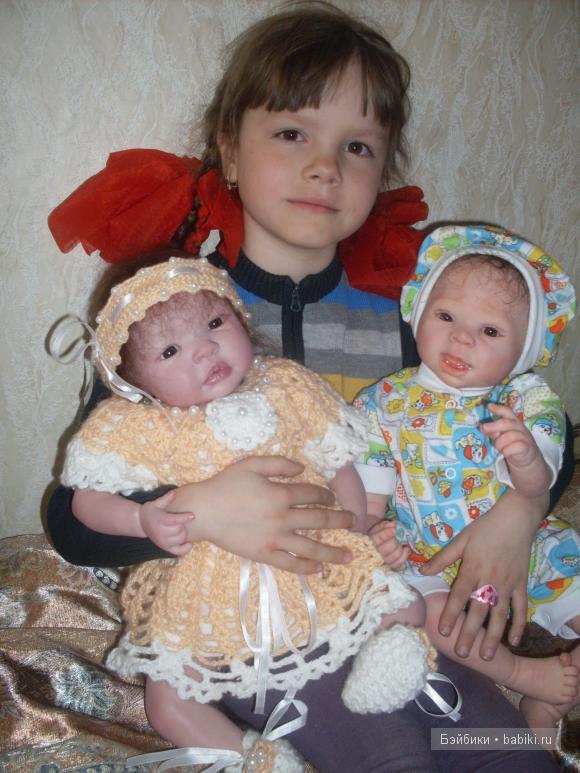 кукла-реборн, Дениска, Артур Преображенский