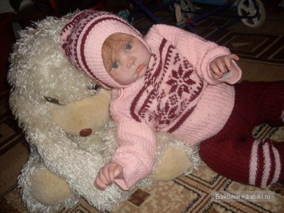 Кукла-реборн,  Светлана Преображенская.