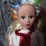 Куклы Диана, Милана. Цену снизила.