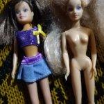 Игровые куколки