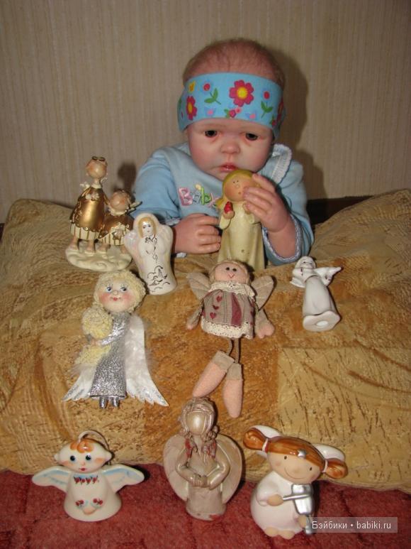 кукла,реборн,Снежанна