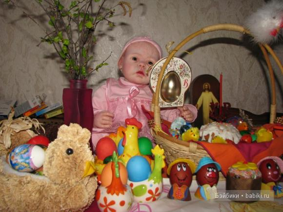 кукла, реборн, Снежанна
