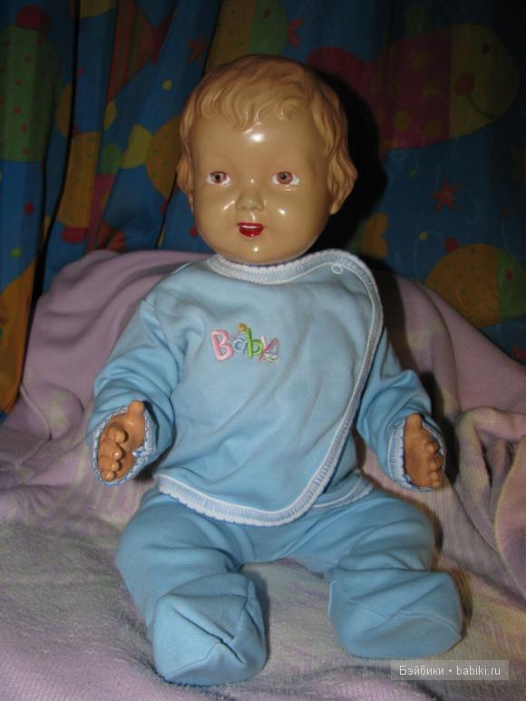 Ваня,кукла