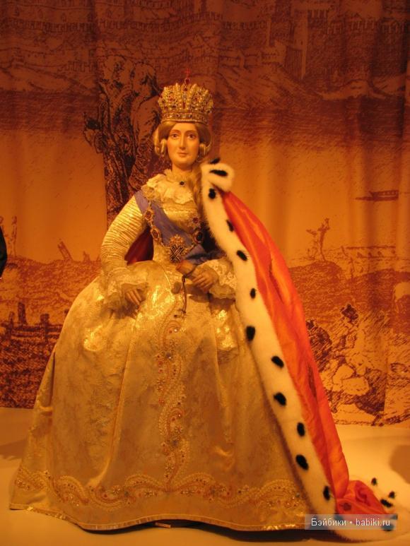 выставка кукол в Коломенском