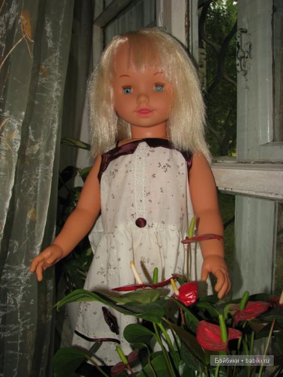 Аня, кукла Jesmar